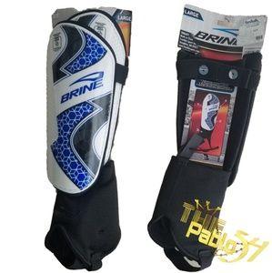 Brine DT-Pro Soccer Shinguard 30066F4 Size Large